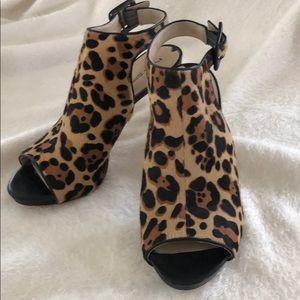 Animal Print Via Spiega heels